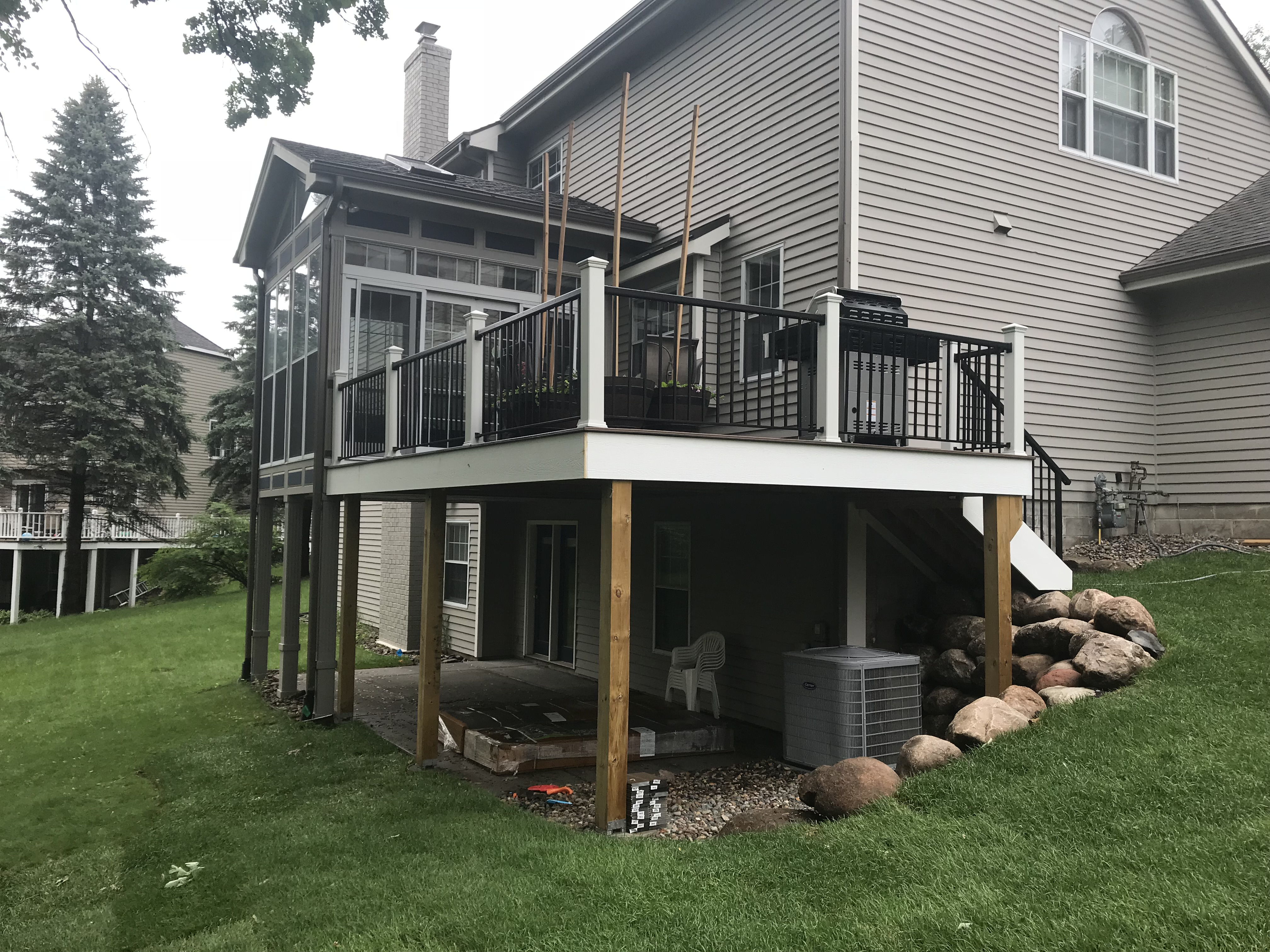 Deck Build and Restoration
