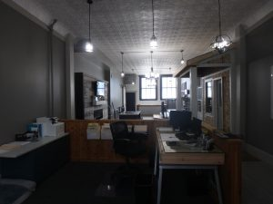 Office Remodel Upstairs After