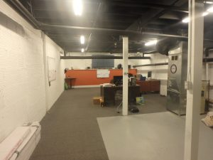 Basement Dreamoldel Office Space